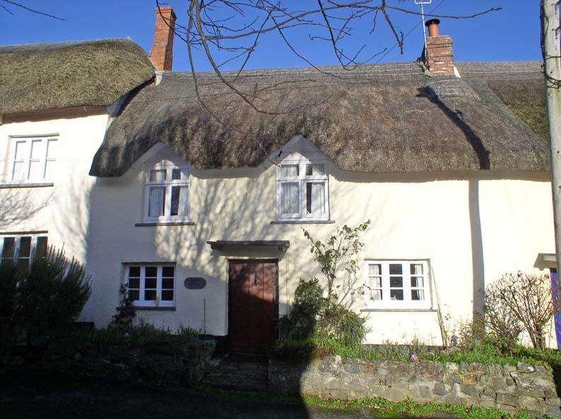 3 Bedrooms Cottage House for sale in Drewsteignton EX6
