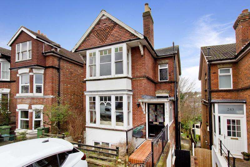 3 Bedrooms Detached House for sale in Upper Grosvenor Road, Tunbridge Wells TN1