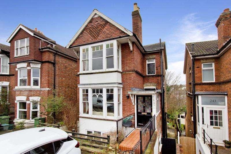 3 Bedrooms Detached House for sale in Upper Grosvenor Road, Tunbridge Wells TN1