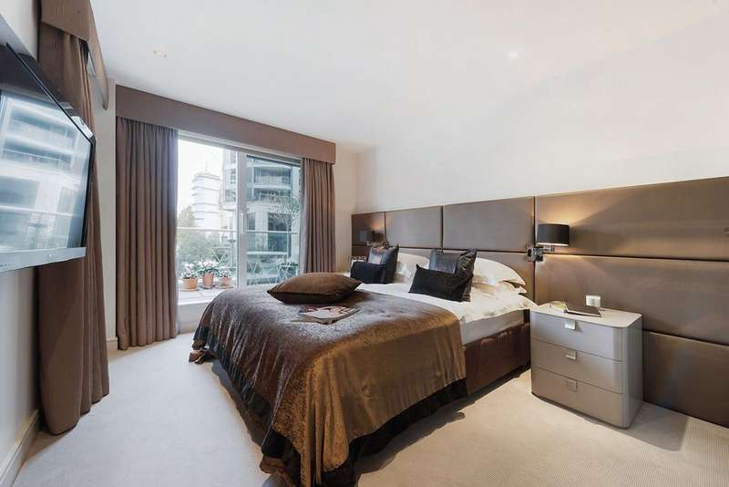 2 Bedrooms Apartment Flat for sale in Octavia House, Imperial Wharf, SW6