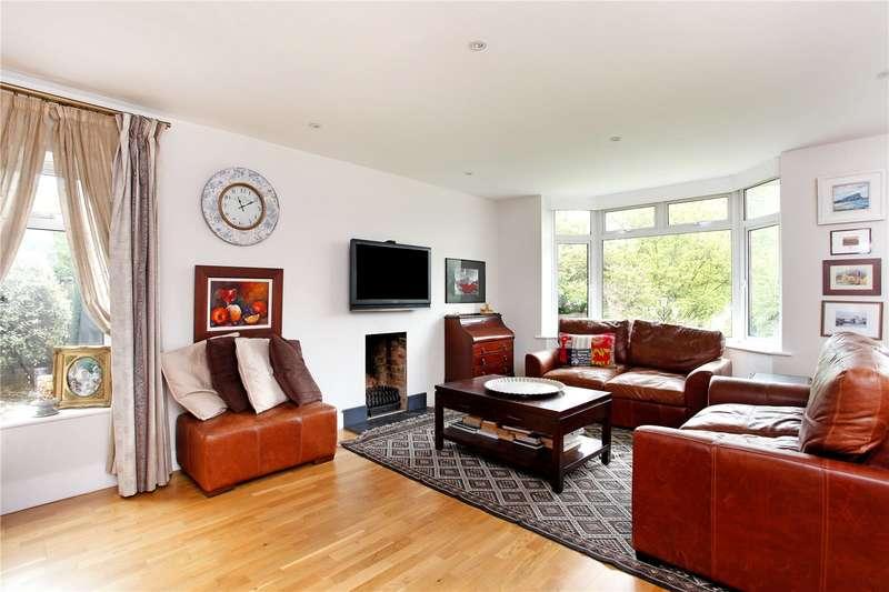 4 Bedrooms Semi Detached House for sale in Waterworks Villa, Oak Lane, Sevenoaks, Kent, TN13