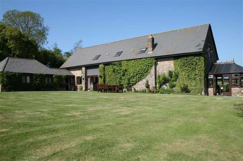 20 Bedrooms Detached House for sale in Holcombe Rogus, Wellington, Somerset, TA21