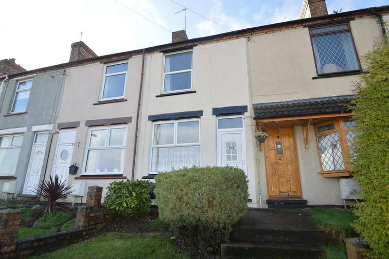 2 Bedrooms Terraced House for sale in Rawnsley Road, Hednesford WS12