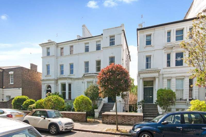 2 Bedrooms Flat for sale in Greville Road