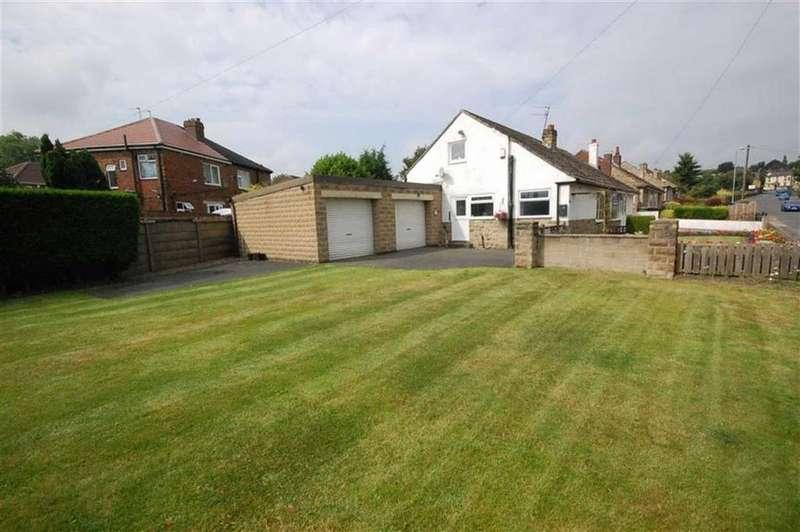 2 Bedrooms Semi Detached Bungalow for sale in Shillbank Lane, Mirfield, WF14