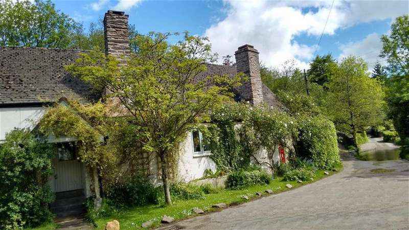 3 Bedrooms Detached House for sale in Bury, Dulverton, Somerset, TA22