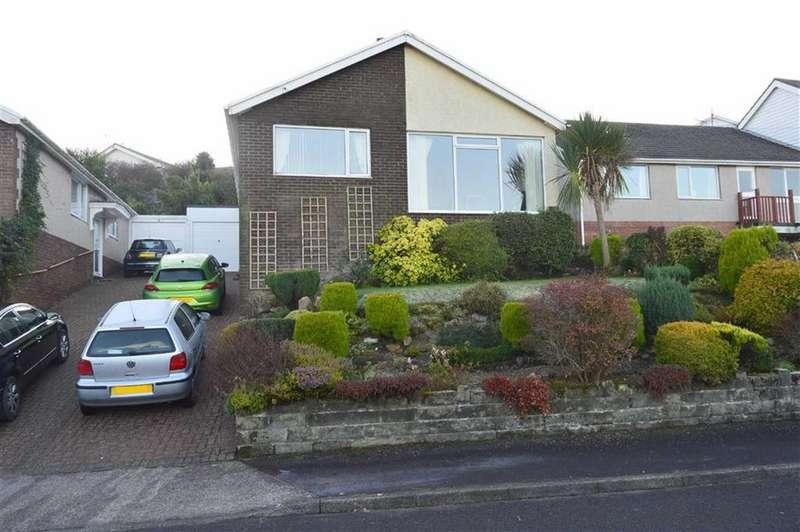 4 Bedrooms Detached Bungalow for sale in Heatherslade Close, Langland, Swansea