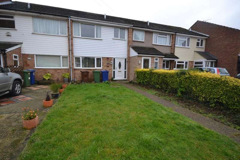 3 Bedrooms Terraced House for sale in Bramleys, Stanford-le-Hope, SS17