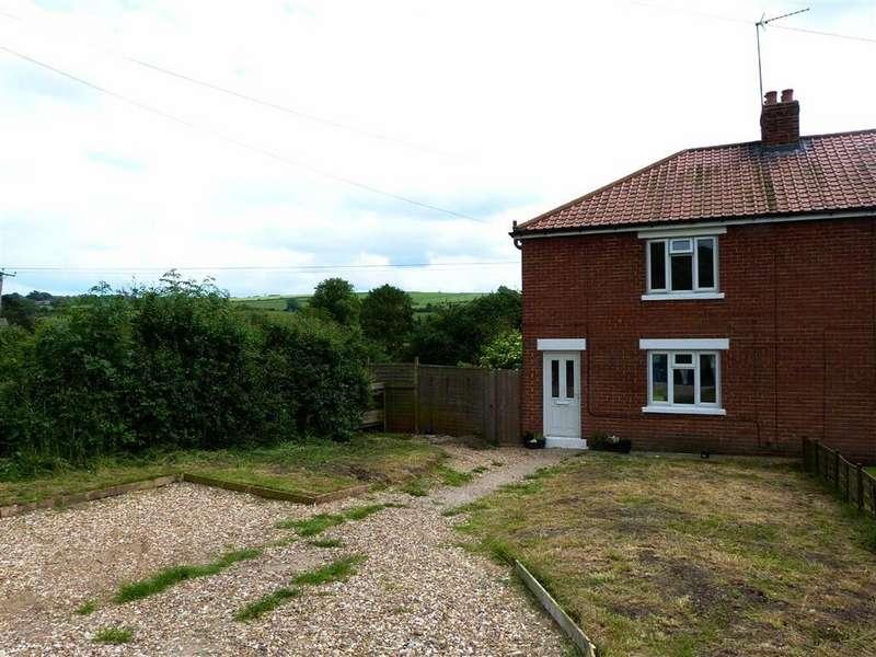 3 Bedrooms Semi Detached House for sale in Brattwood Cottages, Nunburnholme