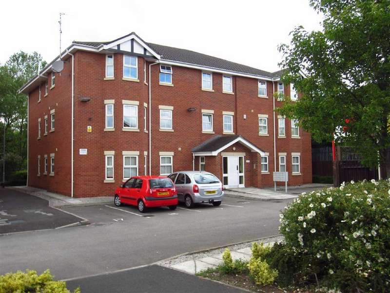 1 Bedroom Apartment Flat for sale in Norley Close, Warrington, Cheshire, WA5