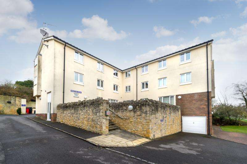 2 Bedrooms Apartment Flat for sale in Dailey Hill House, Moorland Close, Witney, Oxfordshire