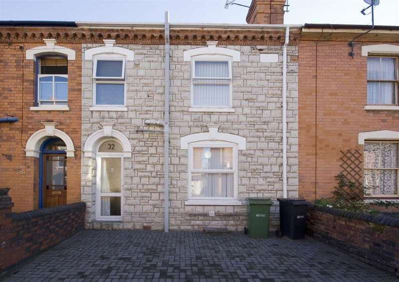 3 Bedrooms Terraced House for sale in Arboretum Road, Worcester