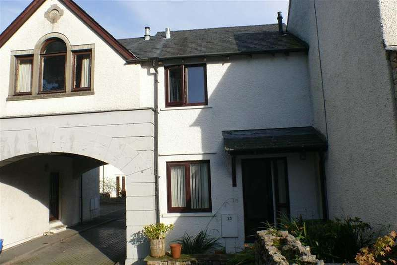 2 Bedrooms Semi Detached House for sale in Lower Abbotsgate, Kirkby Lonsdale