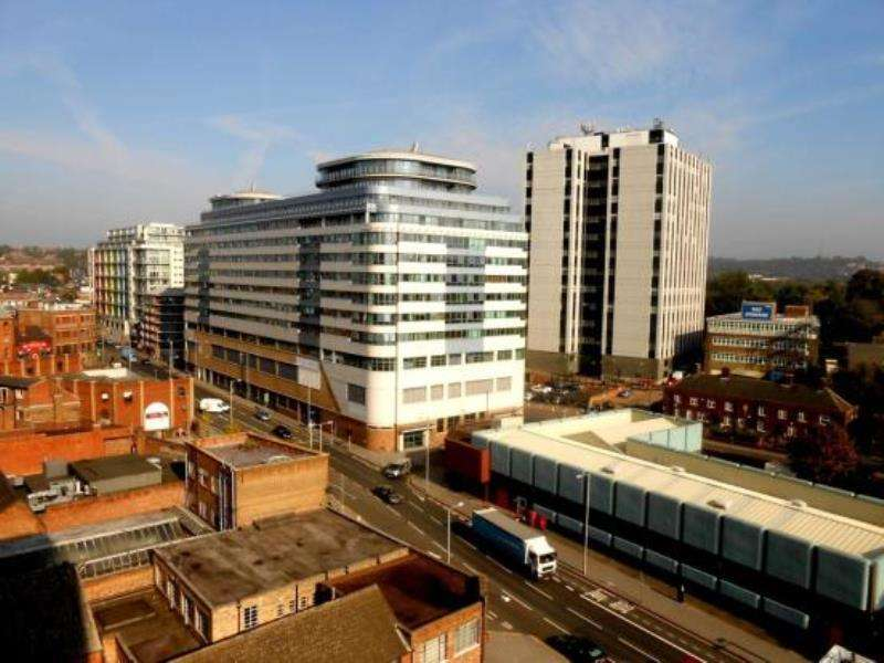1 Bedroom Apartment Flat for sale in Cranbrook House, Cranbrook Street, Nottingham, NG1