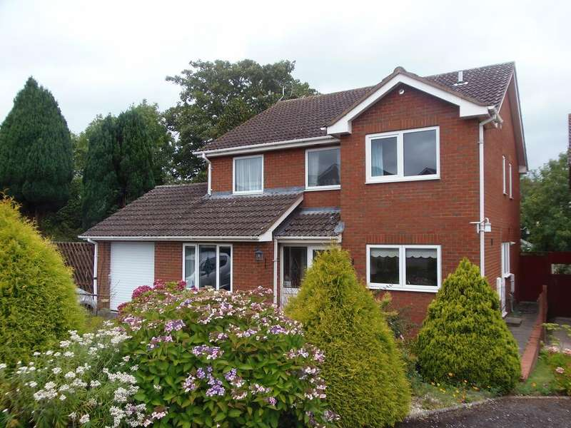 4 Bedrooms Detached House for sale in 6 Westhill Gardens, Bromyard HR7