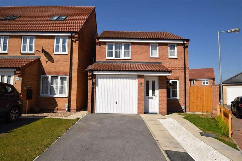 3 Bedrooms Detached House for sale in Hyde Park Road, Kingswood Parks, Hull, HU7