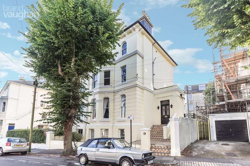 3 Bedrooms Maisonette Flat for sale in Alexandra Villas, Brighton, BN1
