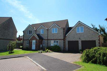 5 Bedrooms Detached House for sale in Coleford, Radstock BA3