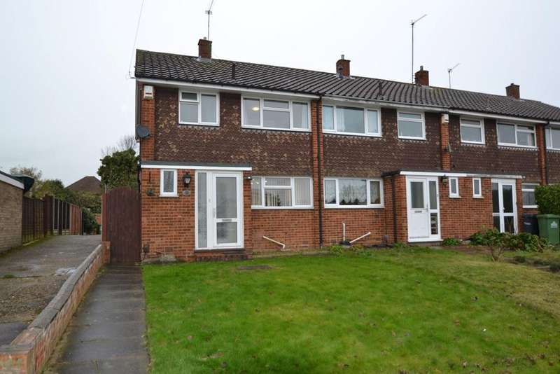 3 Bedrooms End Of Terrace House for sale in St Augustines Drive, Broxbourne, EN10