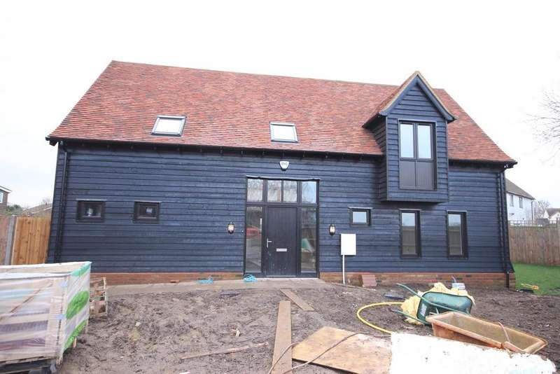 4 Bedrooms Detached House for sale in Cawne View, Wilstead , MK45