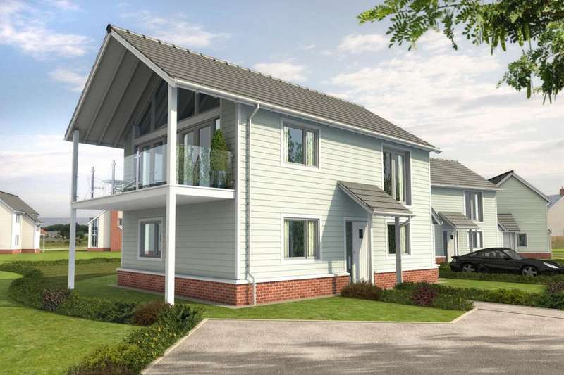 3 Bedrooms Detached House for sale in The Fulmar, Beadnell Point, Beadnell, Chathill, Northumberland NE67