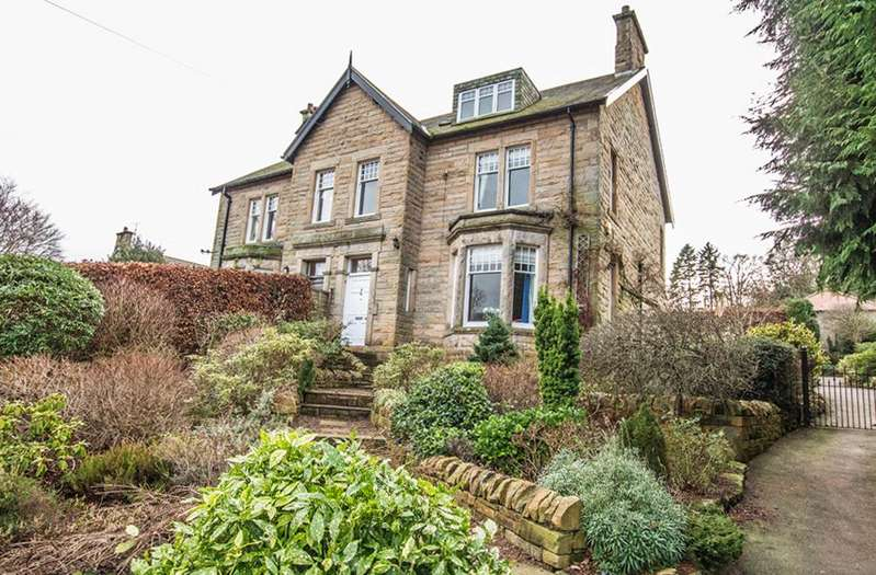 4 Bedrooms Semi Detached House for sale in Highford Lane, Hexham NE46