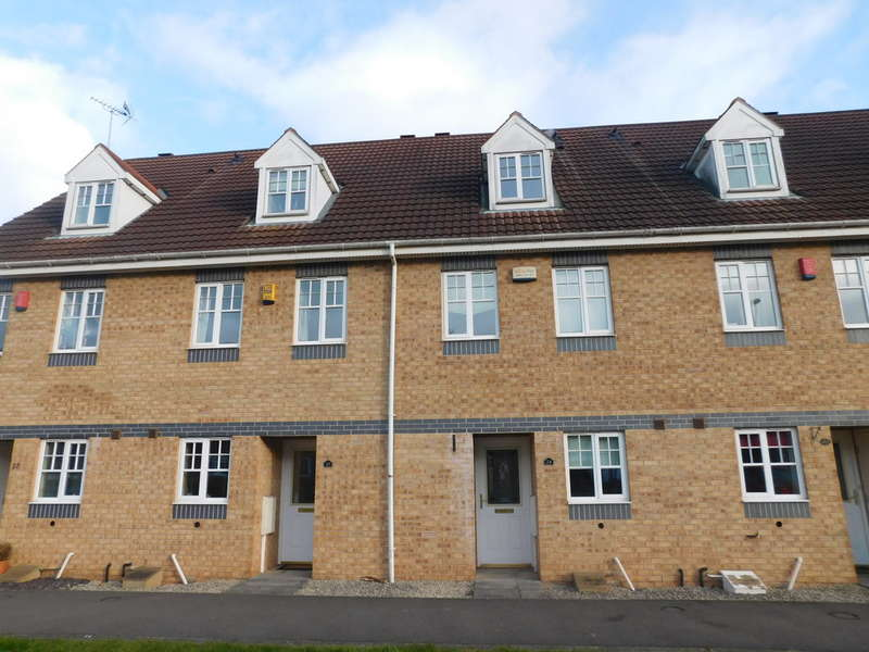 3 Bedrooms Town House for sale in Kings Walk, Mansfield