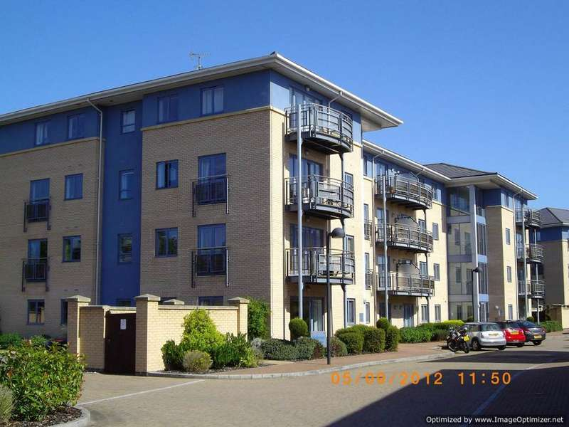 2 Bedrooms Apartment Flat for rent in Admiral House, Castle Quay Close, Nottingham NG7