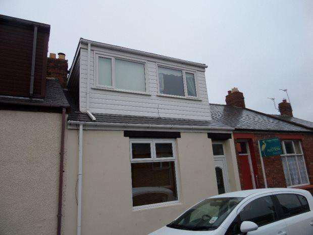 3 Bedrooms Terraced Bungalow for sale in KITCHENER STREET, HIGH BARNES, SUNDERLAND SOUTH