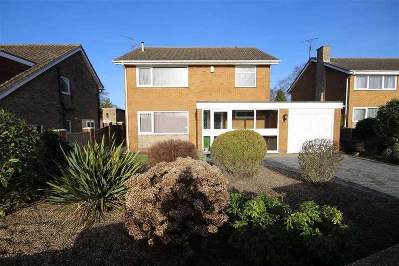 4 Bedrooms Detached House for sale in Albion Crescent, Lincoln, Lincolnshire