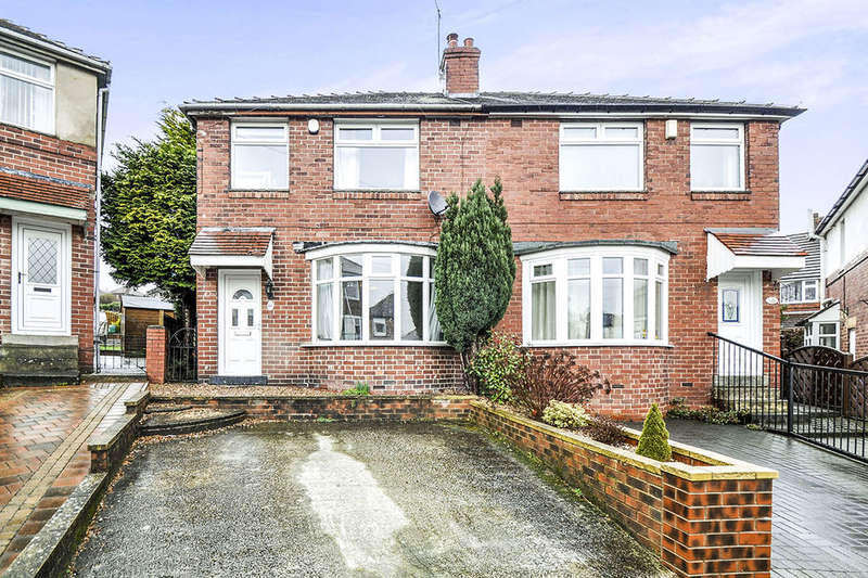 3 Bedrooms Semi Detached House for sale in Martin Crescent, Sheffield, S5