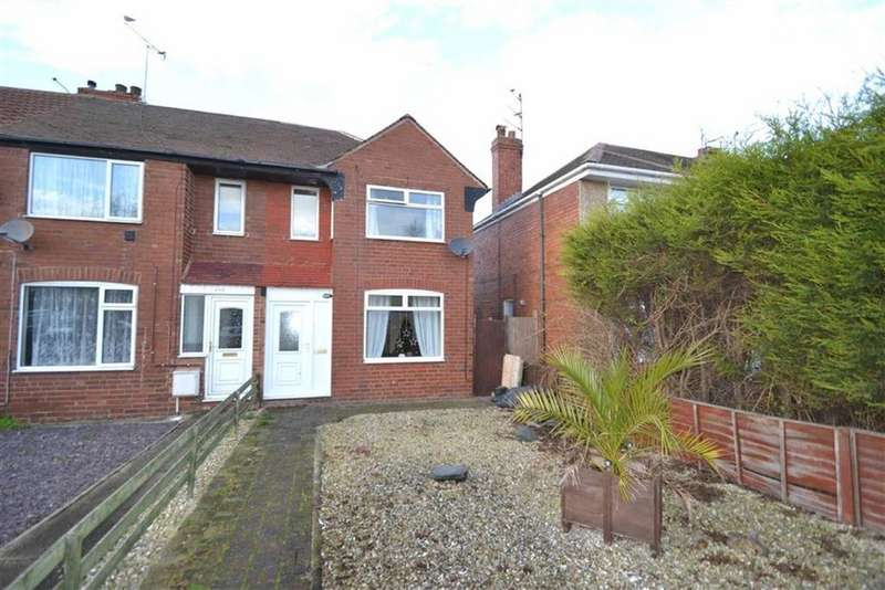 2 Bedrooms End Of Terrace House for sale in Hotham Road South, Hull