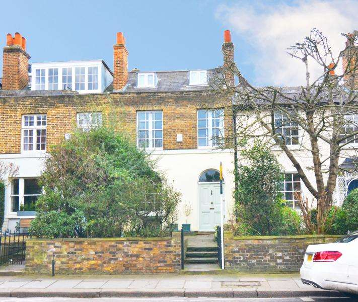 3 Bedrooms House for sale in Sheen Road, Richmond