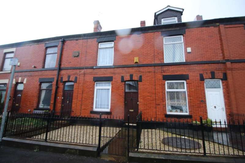 2 Bedrooms Property for sale in Millett Street, Bury, BL9