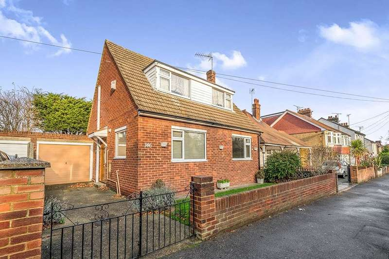 2 Bedrooms Detached Bungalow for sale in Third Avenue, Gillingham, ME7