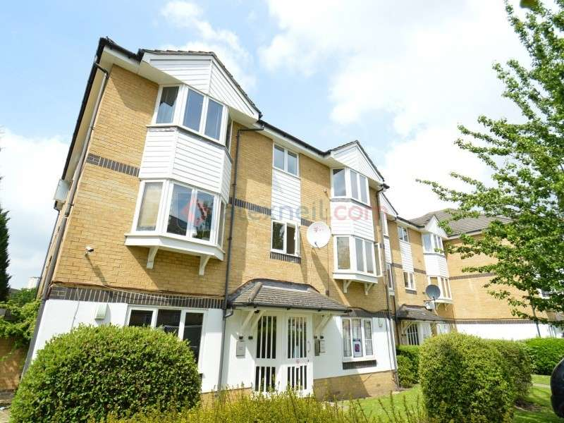 2 Bedrooms Flat for sale in Sheppard Drive, South Bermondsey SE16