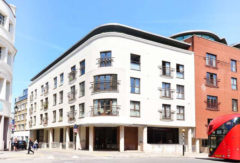 2 Bedrooms Flat for sale in Herbal Hill Gardens, Farringdon, EC1R