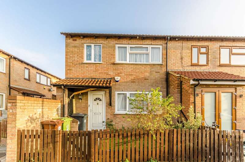 3 Bedrooms House for sale in Lennox Road, Walthamstow, E17