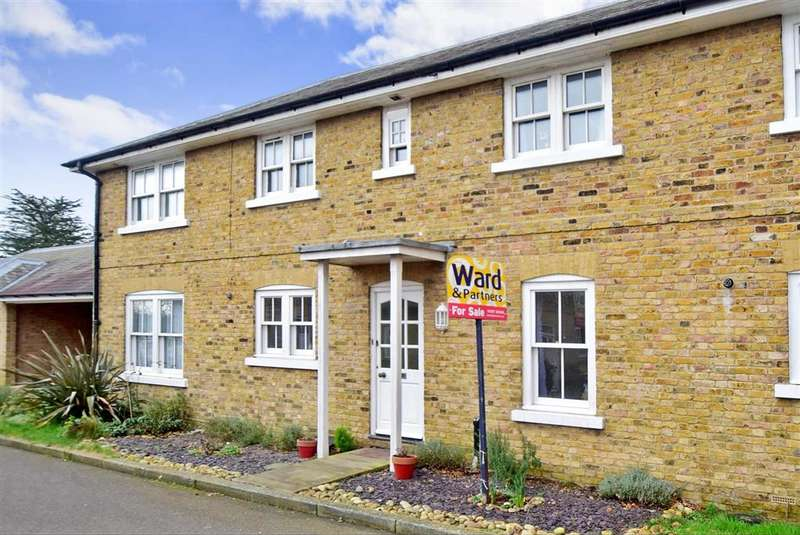 3 Bedrooms Terraced House for sale in Herne Common, Herne Common, Kent
