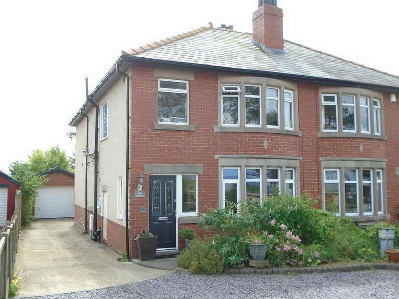 4 Bedrooms Semi Detached House for sale in Skinburness Road, Silloth, Cumbria