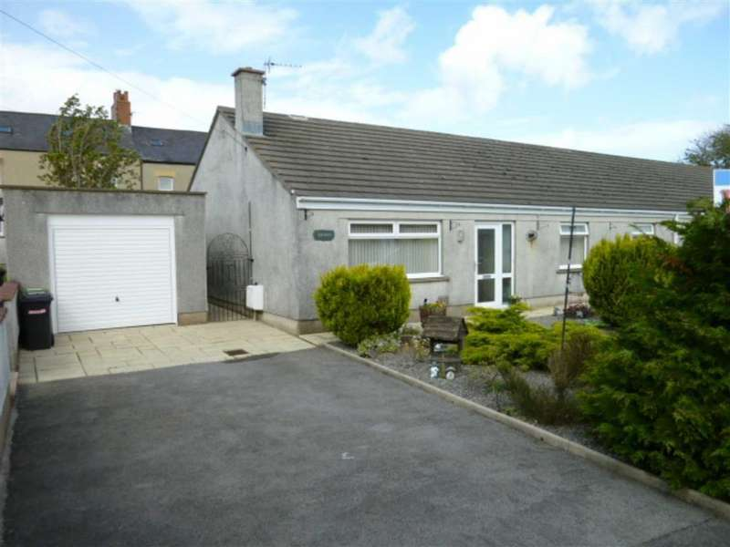 3 Bedrooms Detached Bungalow for sale in Fletchertown, Wigton, Cumbria