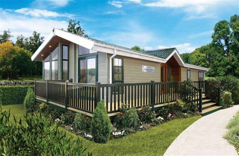 3 Bedrooms Park Home Mobile Home for sale in Greta Bridge, Barnard Castle, County Durham