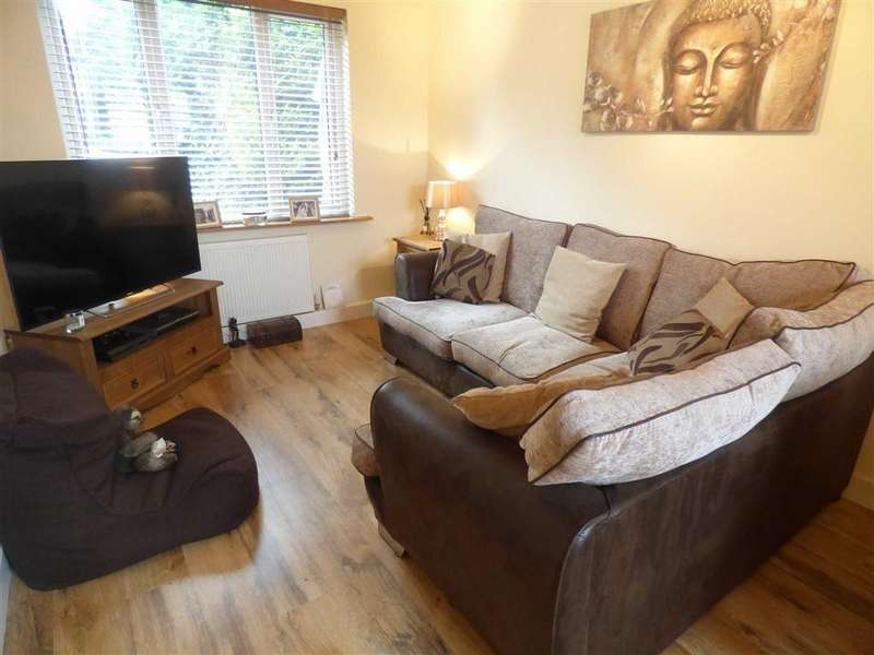 2 Bedrooms Semi Detached House for sale in Pendle Close, Bacup, Lancashire, OL13