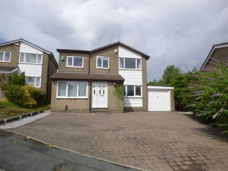 4 Bedrooms Detached House for sale in Highfield, Bacup, Lancashire, OL13