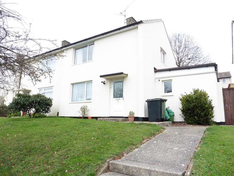 2 Bedrooms Semi Detached House for sale in Royal Avenue, Calcot, Reading