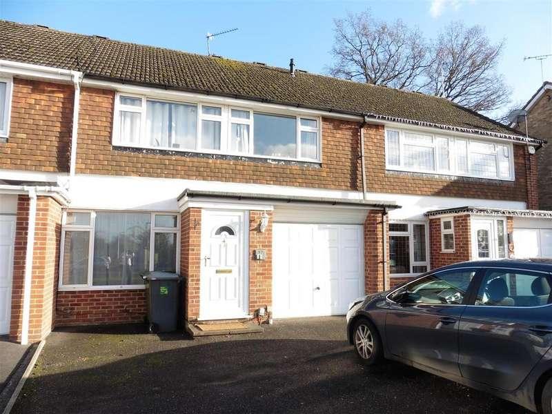 3 Bedrooms Terraced House for sale in Partridge Drive, Tilehurst, Reading