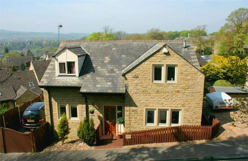 4 Bedrooms Detached House for sale in Station Road, Honley, HOLMFIRTH, West Yorkshire