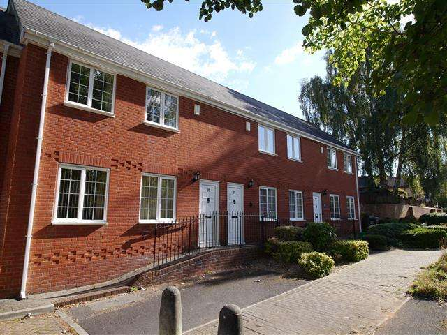 2 Bedrooms Terraced House for sale in Champford Mews, Wellington TA21