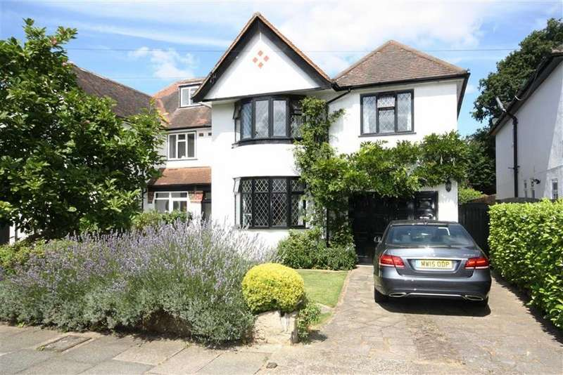5 Bedrooms Semi Detached House for sale in Greencourt Road, Petts Wood East