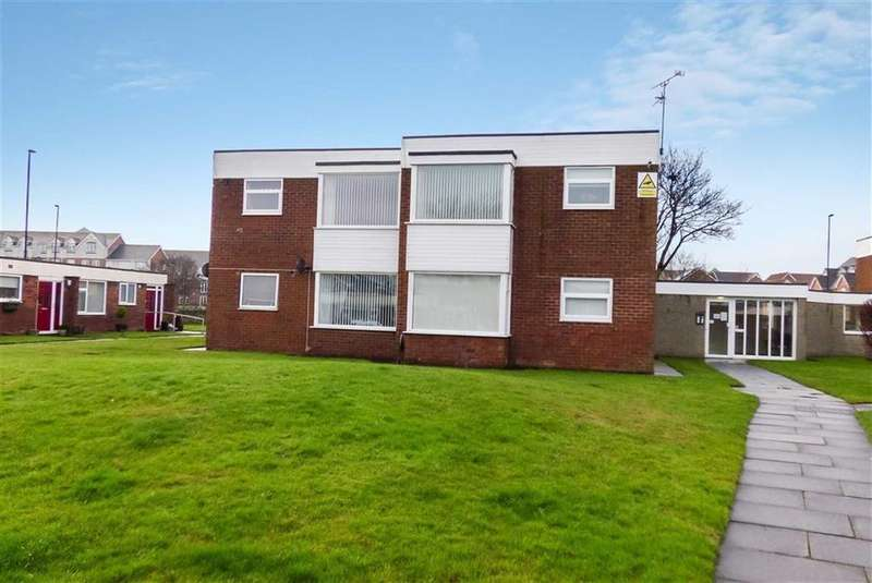 1 Bedroom Flat for sale in Preston Gate, North Shields